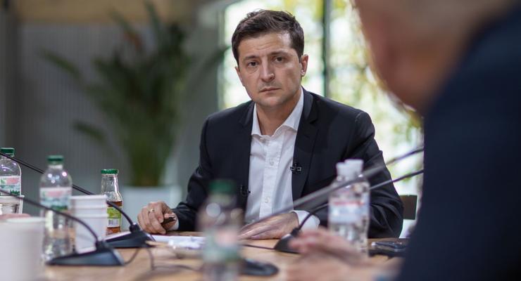 Президент против продажи украинской земли иностранцам