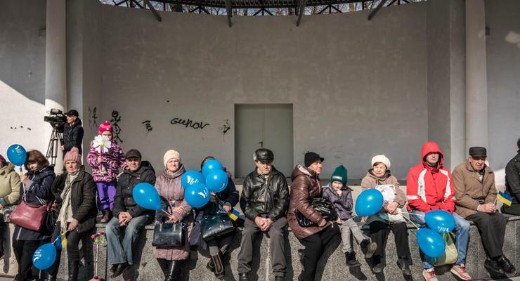 Украинцев назвали самыми бедными в Европе