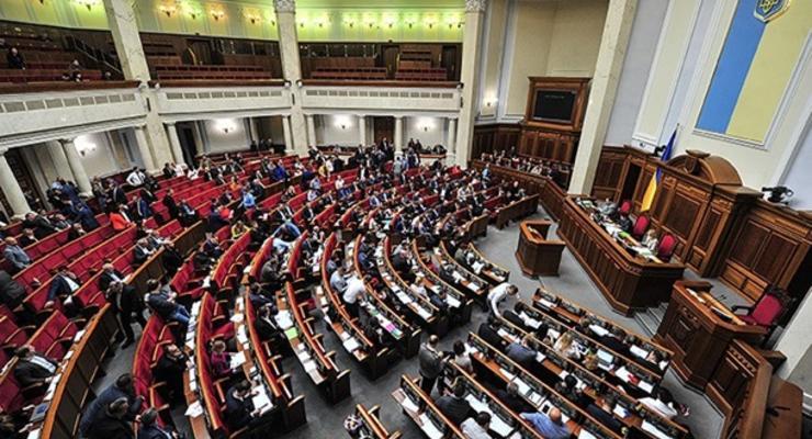 Рада одобрила соглашение с США о налоговых требованиях к иностранным счетам