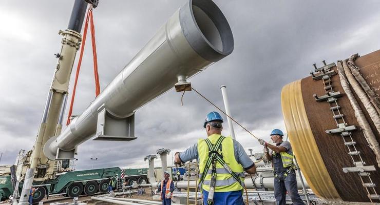 Нафтогаз отреагировал на решение Дании по СП-2