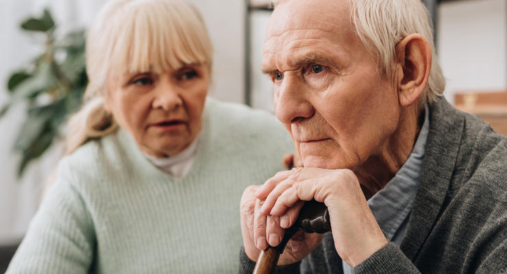 В Украине выросли пенсии