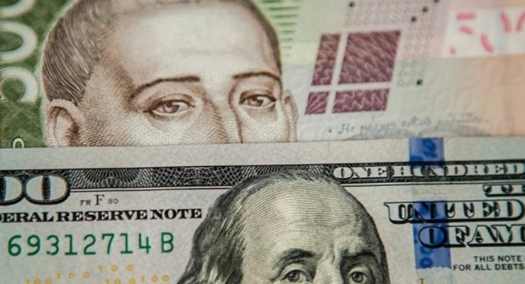 Курсы валют: гривна отыграла вчерашнее падение