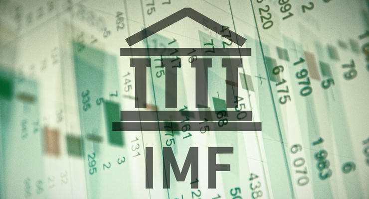 МВФ опубликовал прогнозы по росту ВВП в Украине