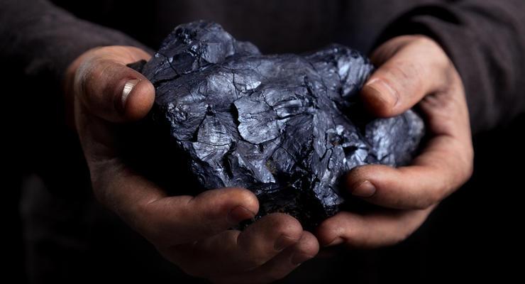 Запасы угля впервые превысили прошлогодние