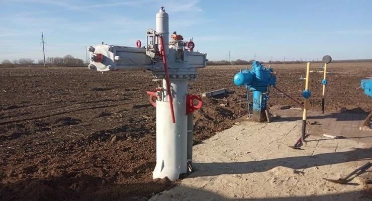 Украина подготовилась к импорту газа с Балкан
