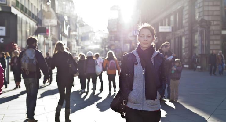 В Украине сократилась численность населения