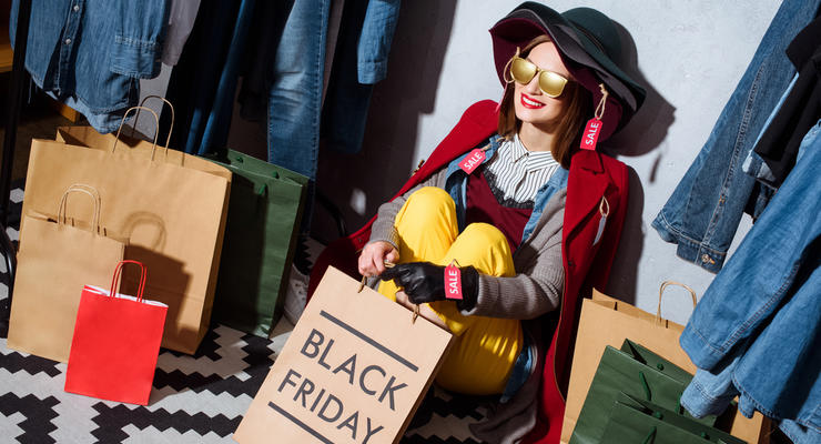 Black Friday: Что будут покупать украинцы и сколько готовы потратить