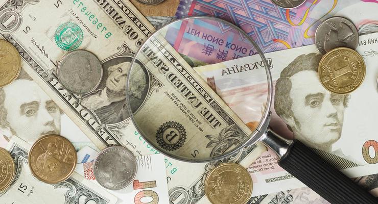 Курс валют на 22 ноября: гривна вернулась к росту