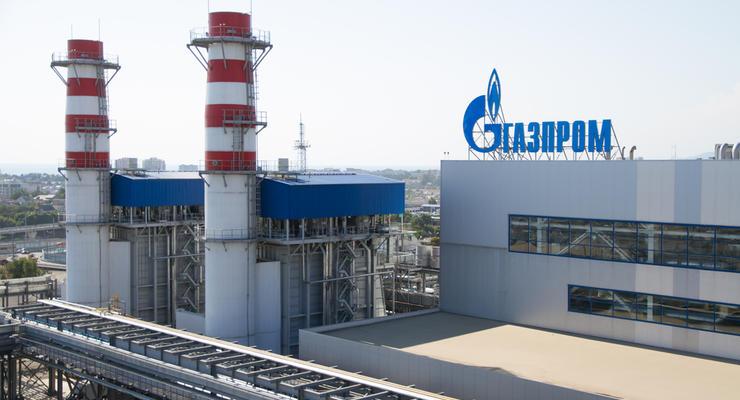 Украина планирует принять газом долг Газпрома