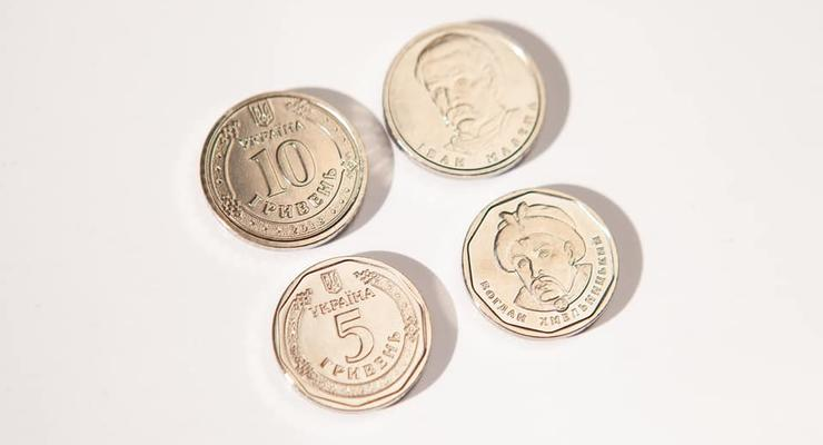 НБУ вводит в обращение монету 5 гривен
