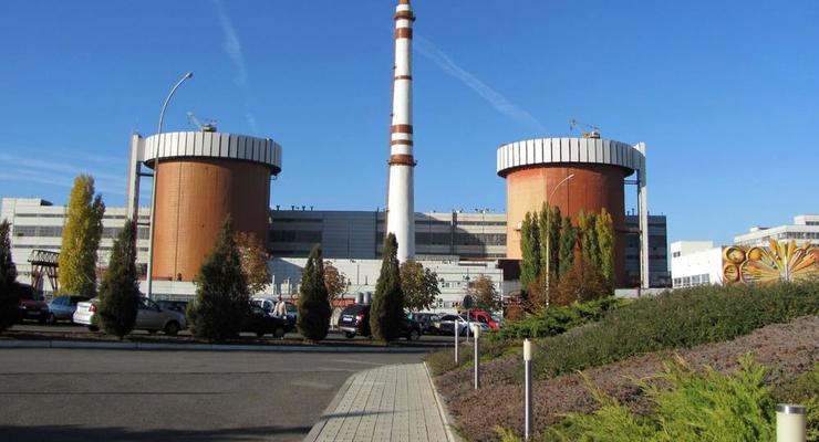 Южно-Украинская АЭС запустила третий энергоблок