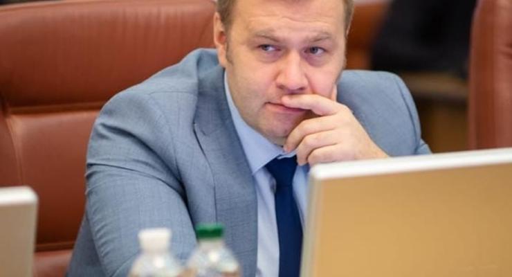 Украина примет газом часть долга от Газпрома — Оржель