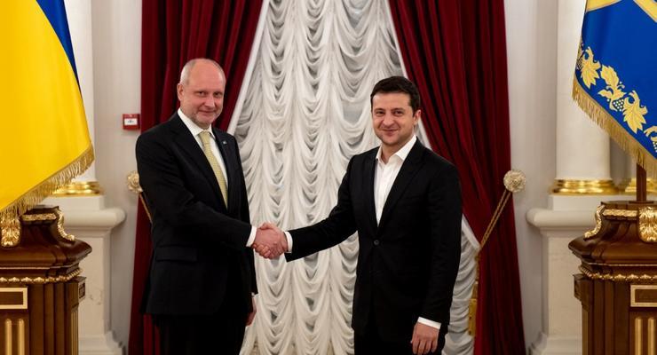 ЕC отреагировал на новое соглашение Украины с МВФ