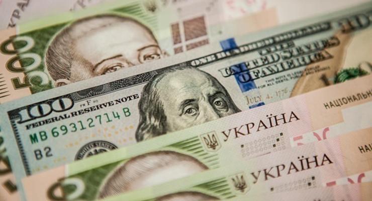 Курс валют: гривна стабильно идет вверх