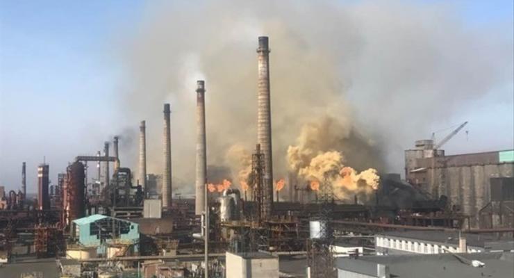 В Украине ускорился спад промпроизводства