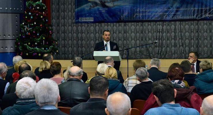 Укроборонпром и Антонов заключили ряд договоренностей