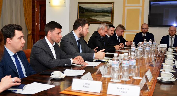 Украина и Китай будут совместно развивать железнодорожную инфраструктуру