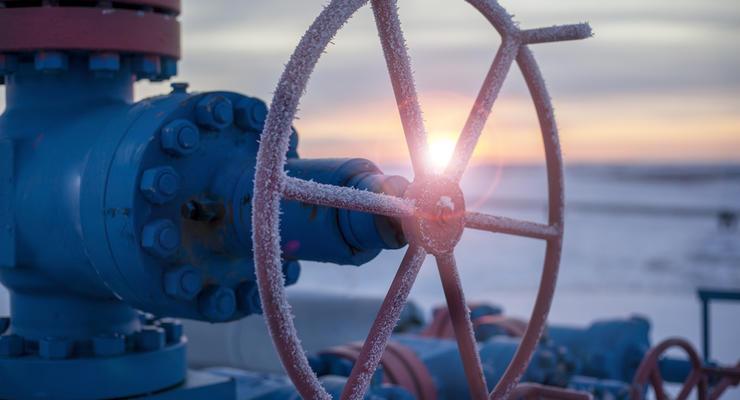 Добыча газа в Украине резко упала после роста