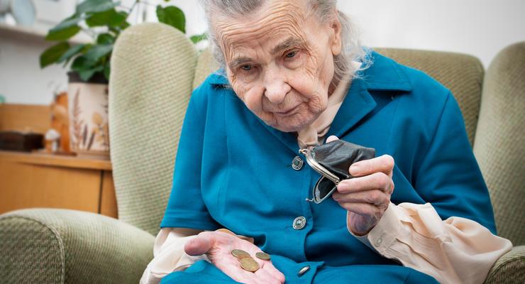 Почти 35% украинских пенсионеров получают меньше 2000 грн