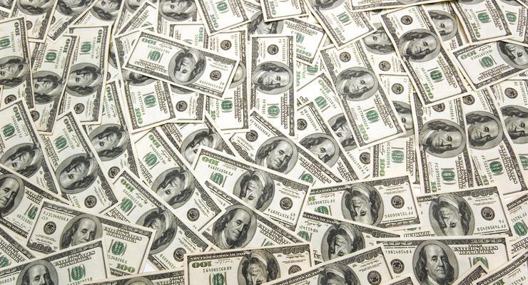 Темпы роста наличного доллара ускорились