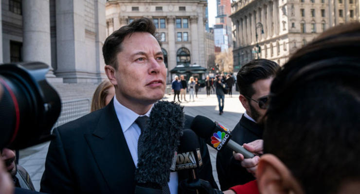 За один час состояние Илона Маска выросло на 2,3 млрд долларов