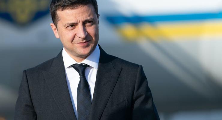 Зеленский пригласил американцев строить украинские дороги
