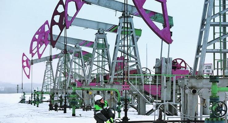 Российская нефть упала до двухлетнего минимума