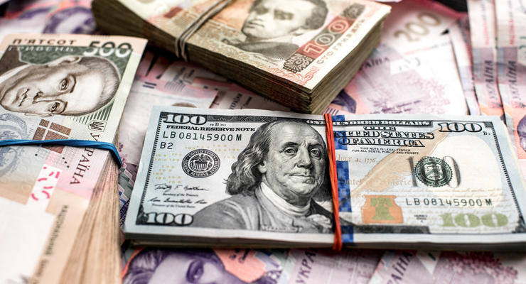 Госдолг Украины сократился до 44% к ВВП