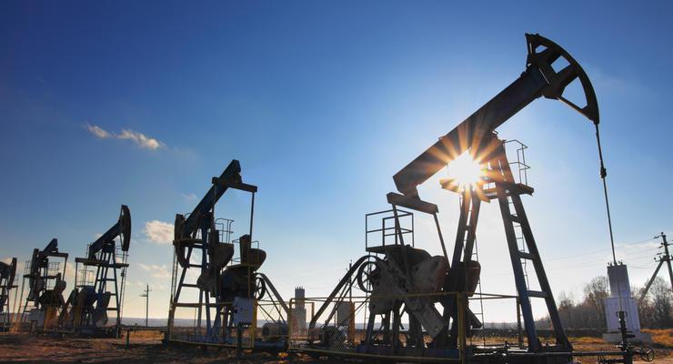 Цена на нефть превысила $58 на новостях из США