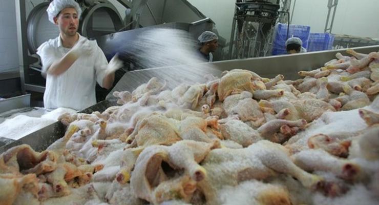 Китай перестанет покупать украинское мясо