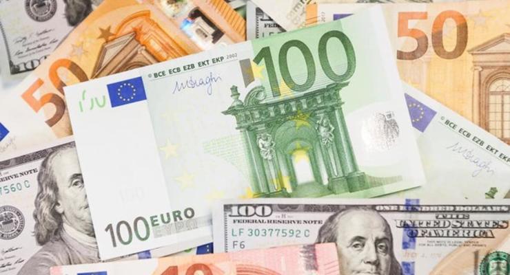 Курс валют на 27.02.2020: Гривна теряет позиции