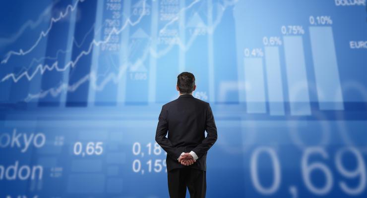 """Мировые рынки почти вернулись в """"зеленую зону"""""""