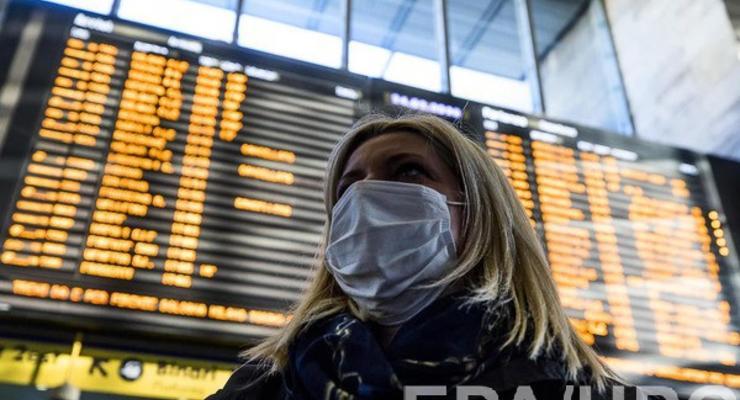 Продажи масок в Украины выросли в 30 раз