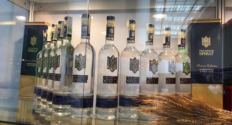 Украина остановила экспорт спирта из-за COVID-19