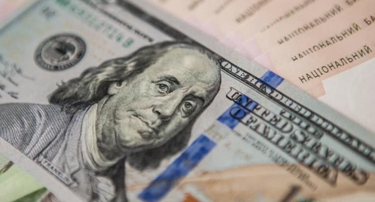 Доллар снова дорожает в обменниках