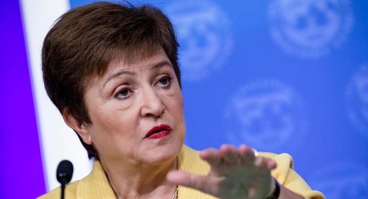 МВФ поможет 25 беднейшим странам-должникам