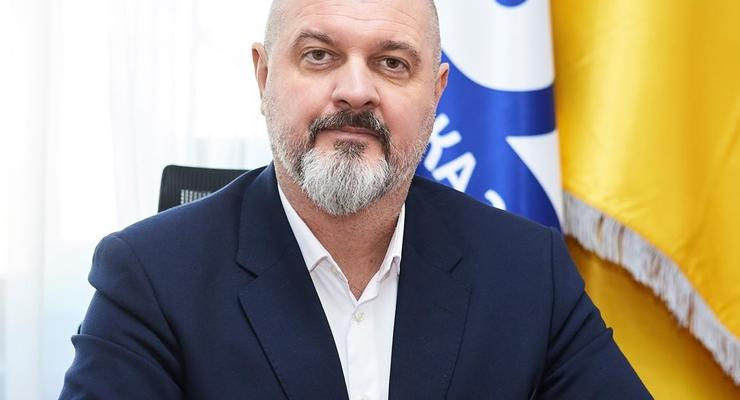 Кабмин уволил главу Укрзализныци