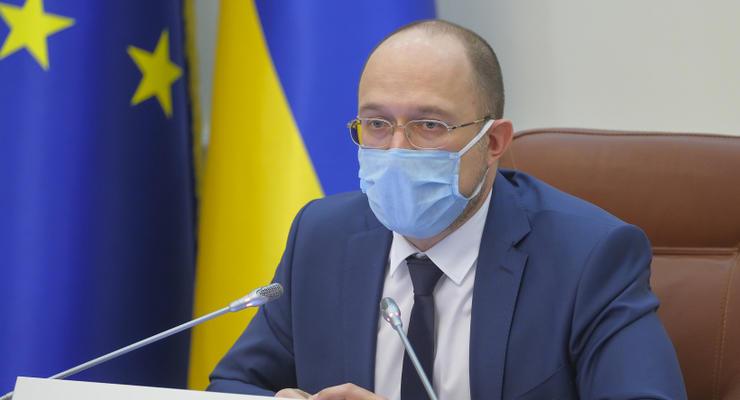 Шмыгаль призвал нанимать украинцев для строительства дорог