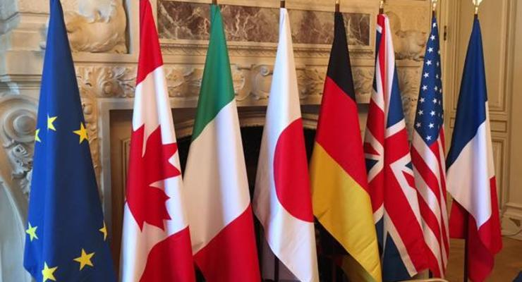 """""""Антиколомойский"""" закон: послы G7 поздравили Украину"""