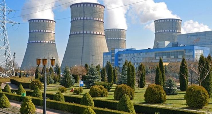 В Украине не работают уже 6 атомных энергоблоков