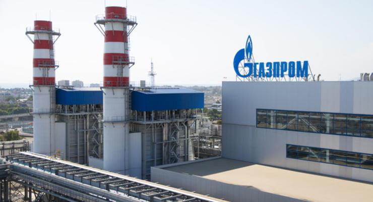 """Газпром"" выставил Беларуси счет за газ на $165 млн"