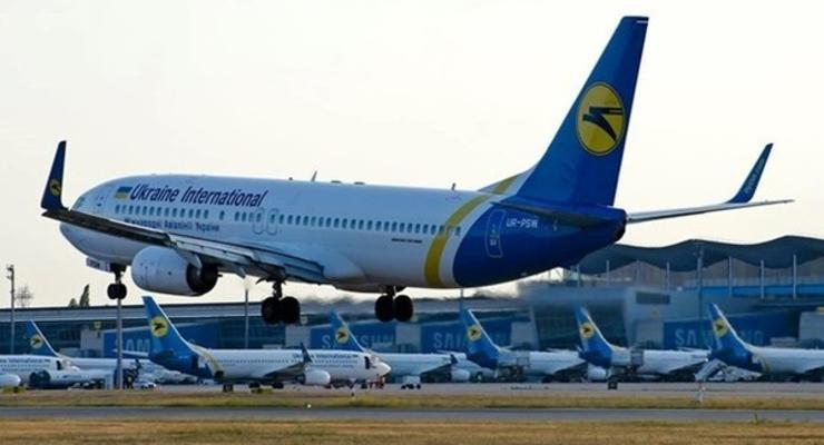 МАУ отменила почти все международные рейсы до августа: Подробности