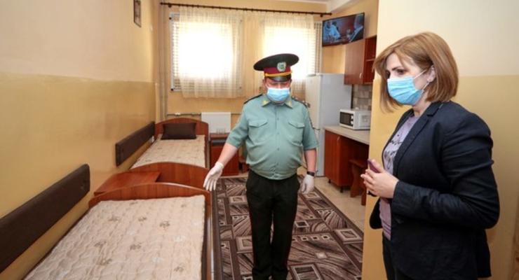 За пользование платными камерами в СИЗО уже заплатили 115 тысяч гривен