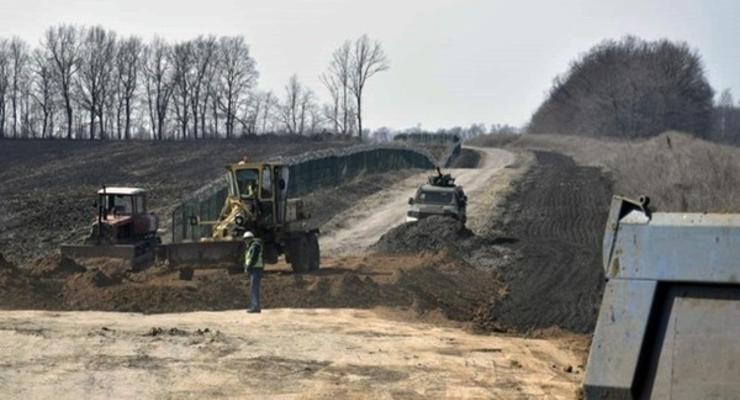 "Госпогранслужба просит еще 4,5 млрд грн на проект ""Стена"" - СМИ"