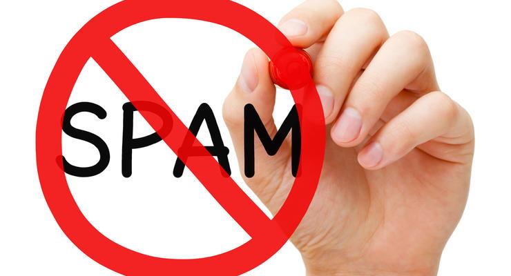 """""""Стоп спам"""": в Украине предлагают штрафовать за нежелательные сообщения"""