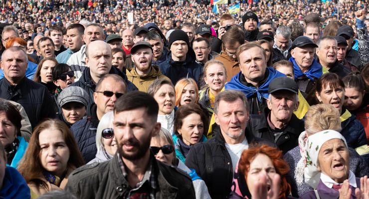 Улучшение ситуации за год заметили только 15% украинцев - Опрос
