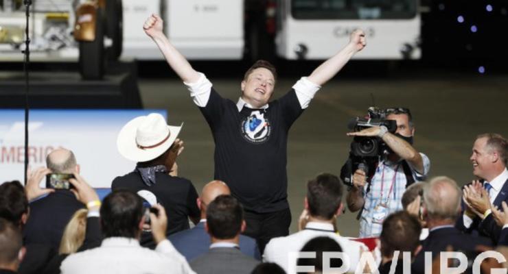Илон Маск дебютировал в ТОП-5 самых богатых людей планеты