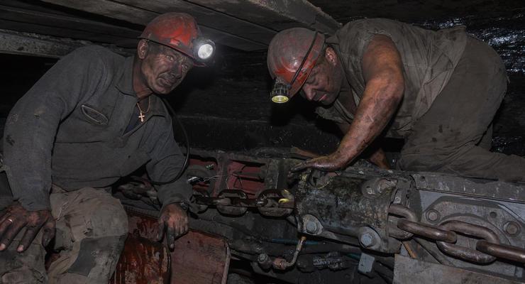 В шахтерских регионах Украины хотят создать свободные экономические зоны