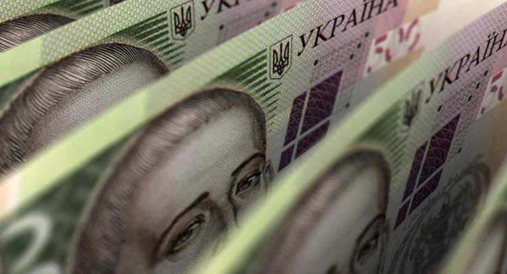 Дефицит госбюджета Украины за полгода составил почти 50 млрд грн