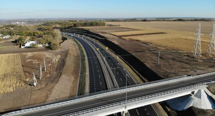 Украина построит серию транспортных развязок в западных областях: Список